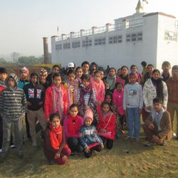 Educational Tour to Lumbini