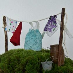 Underwear and Nightgown Clothesline - My Best Seller!