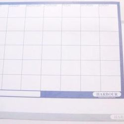 MAG-2001 Magnetic Planner and Notice Board, 2 pack