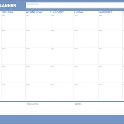 PADM-01 Monthly Planner
