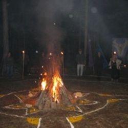 Wobi's Fire Circle