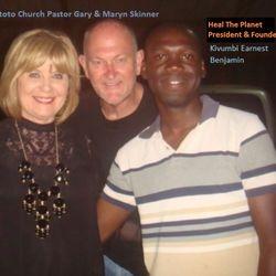 Watoto Church Garry Skinner & Kivumbi