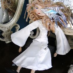 """The Lady Of Shalott"" doll, 2009"