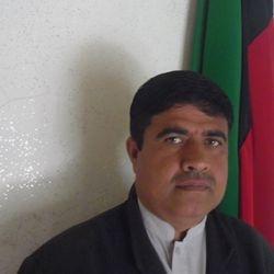 Dr. Naqibullah Orya Khail Leader of Hezb-e-Jawanan Musalman Afghanistan.