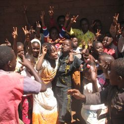 Children Ministry in Dzaleka