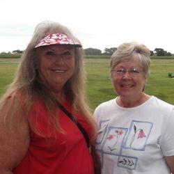 Amy Herold, Karen Goodrich