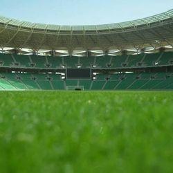 Basra International Stadium from the inside