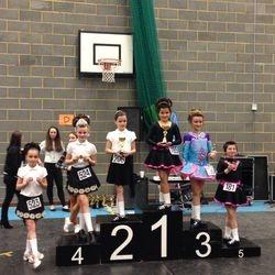Ceim Oir Feis- Edie 2nd in Primary Slip Jig