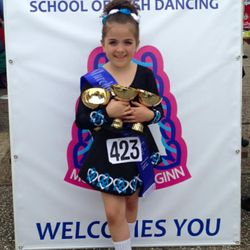 Gabriella - 1st Place in every dance!