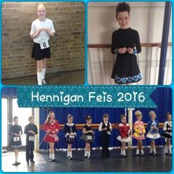 First feis of 2016- Hennigan