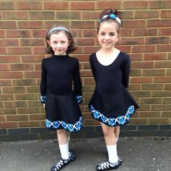 Roisin & Gabriella Under 7 Dancers