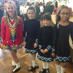 St Patricks Day Display- St Albans St Stephens School