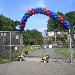 Gate at the 2010 reunion