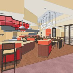 Seminole Casino Hotel Immokalee - Noodle Cafe Concept