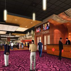 Seminole Casino Hotel Immokalee - Casino Expansion Concept