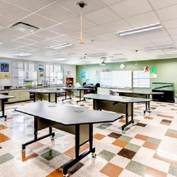 Dunbar High Schools Renovations - Science Lab