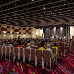 Seminole Casino Hotel Immokalee - Event Center Concept