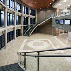 "Edison State College - Lee Campus / Classroom Building ""U"" - Main Lobby"