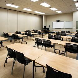 "Edison State College - Lee Campus / Classroom Building ""U"" - Classroom"