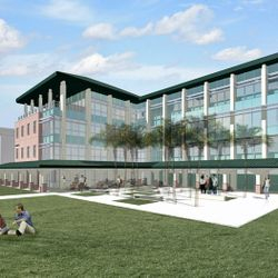 Florida Gulf Coast University – Marieb Hall / College of Health Professions - Exterior Concept
