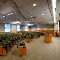 Florida Gulf Coast University – Marieb Hall / College of Health Professions - Large Lecture Hall