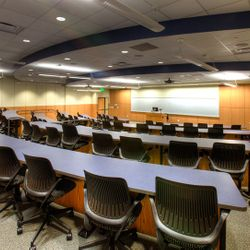 Florida Gulf Coast University – Marieb Hall / College of Health Professions - Small Lecture Hall