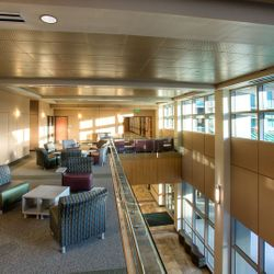 Florida Gulf Coast University – Marieb Hall / College of Health Professions - Collaboration Space