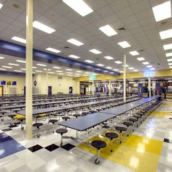 Charlotte High School –  Renovation to Existing Cafeteria