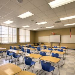 Charlotte High School – New Classroom