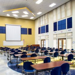 Charlotte High School – Multi-Purpose Room