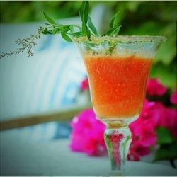 gazpache wassermelonewassermelone