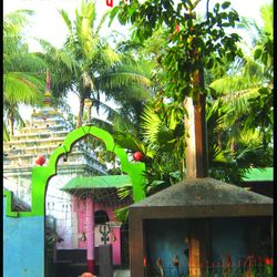 FRONT VIEW OF  BABA JHINKESWAR  SHIVA TEMPLE