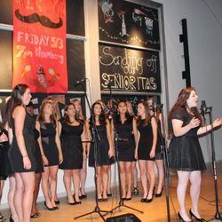 Performing at our Spring 2013 Concert