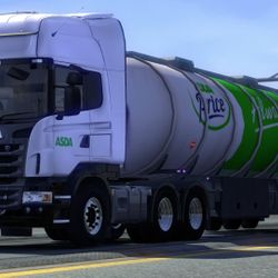 Asda Supermarket Scania Mod