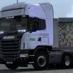 Asda Scania Mod
