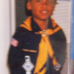 Boy Scout Years.