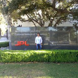 Exchange Visitor at NASA (JPL), summer 2014.