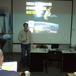 Course in CONAE, Buenos Aires 2012