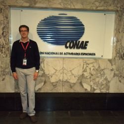 Course in CONAE, Buenos Aires, 2012