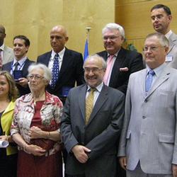 Norbert Gerbier-MUMM 2010 Award, Geneva 2010