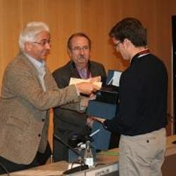 Eduard Fontserè International Award, Barcelona 2007