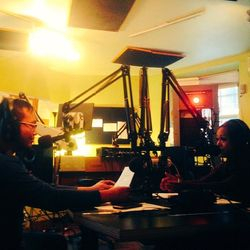 "Interview with Filipino-Canadian singer Maiara at ""Sigaw ng Bayan,"" CKUT 90.3 FM (Montreal, 2016)."