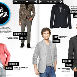 Men's Fashion Editorial; Beatz Magazine 2013