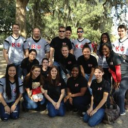 Brothers and Pledges join together for Day of Dignity