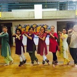 Stage avec Sushmita Banerjee - Août 2015
