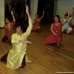 Stage avec Hari et Chethana Noopur - Novembre 2012