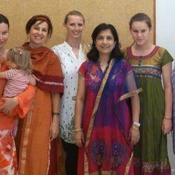 Stage avec Sushmita Banerjee - Juin 2012