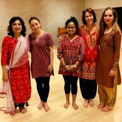 Stage avec Sushmita Banerjee - Novembre 2016