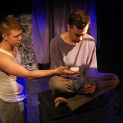 """""""Cal and Grey"""" - Lighting and Scenic Design"""