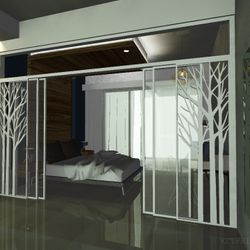 Proposed Renovation Design for a Condo Unit in Nasugbu, Batangas